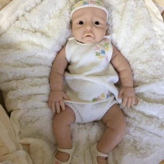 Gracie sculpted By Dawn Bowie realistic baby doll