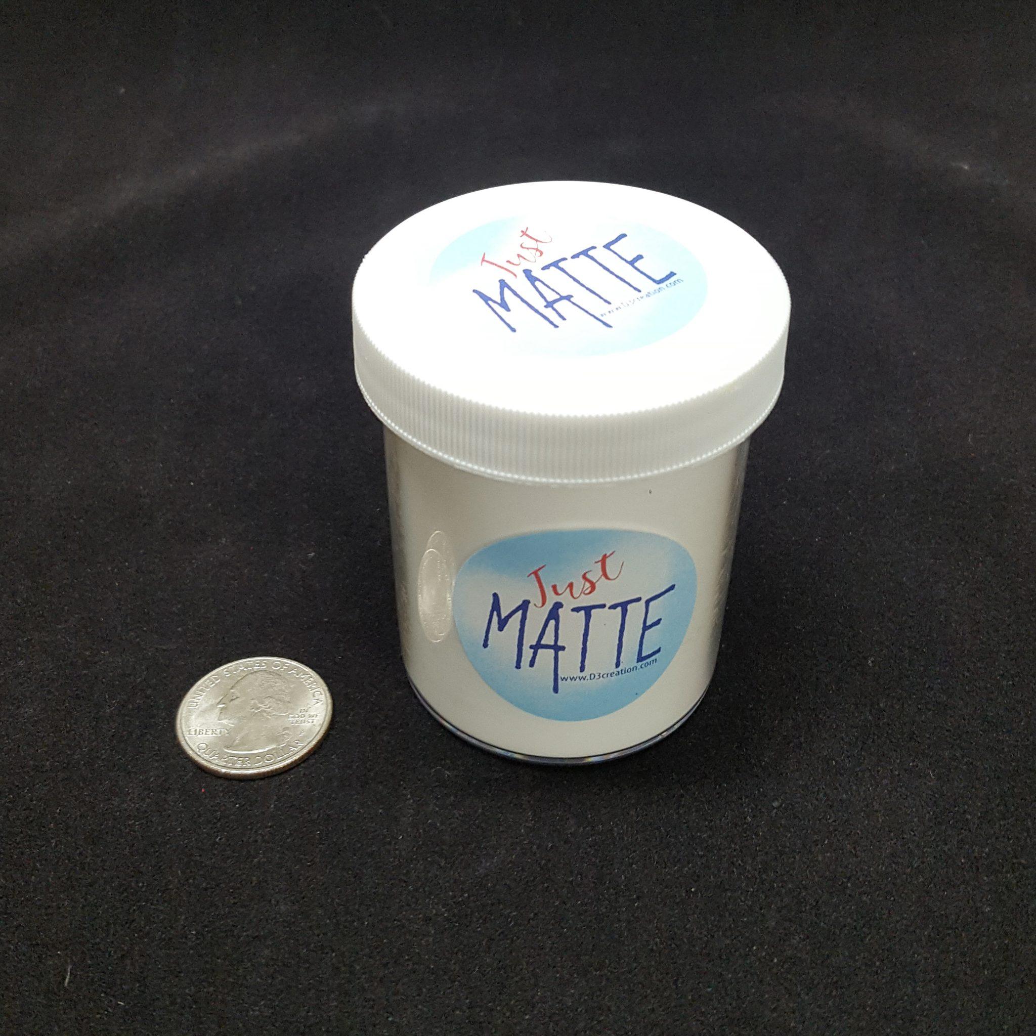 50g Jar matting powder for silicone