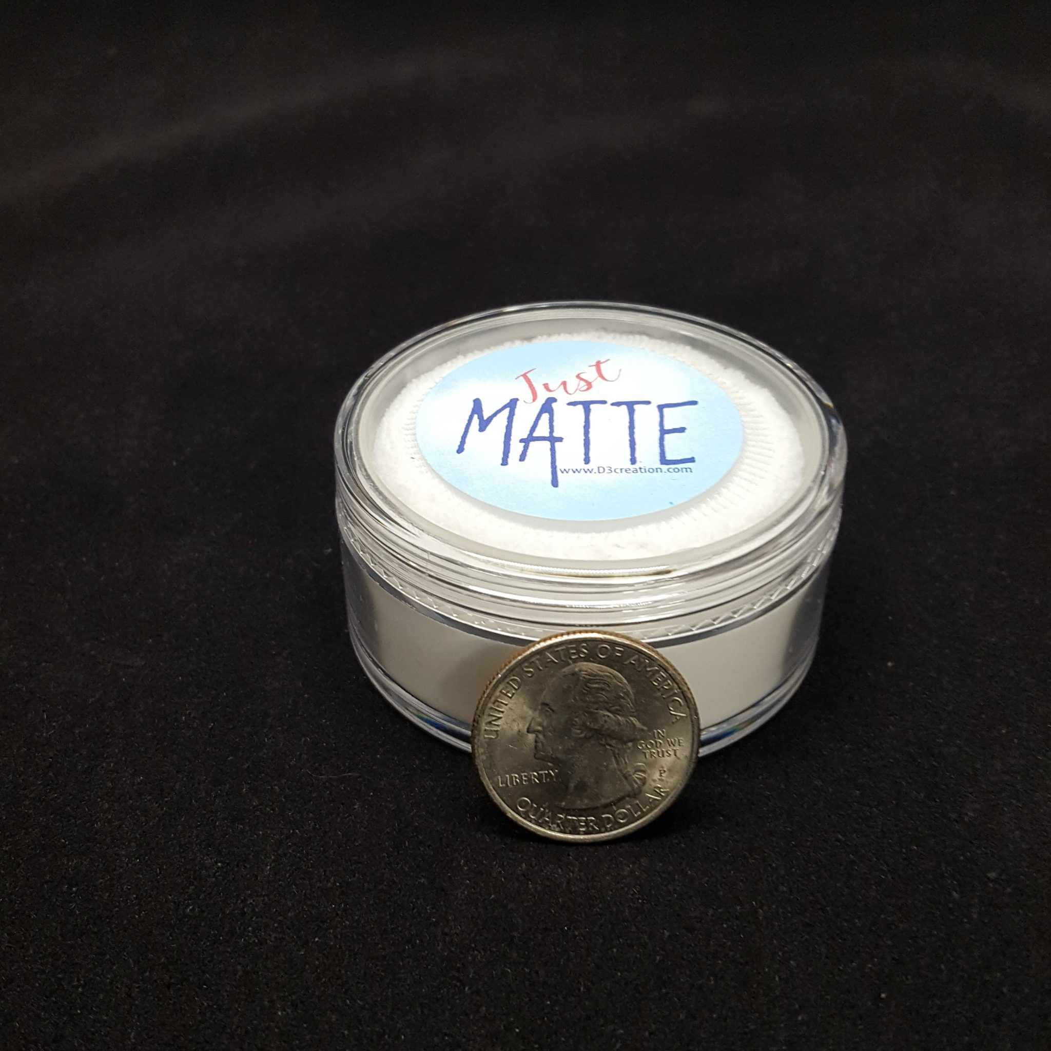 15g Sifter Jar matting powder for silicone