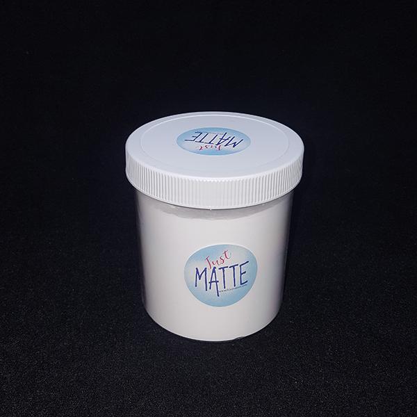 Just Matte 200 gram Jar