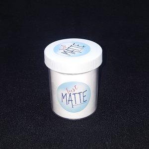 Just Matte 50 gram Jar