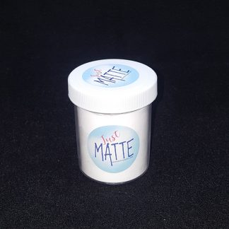 Just Matte 50 gram Jar Silicone Finishing Powder