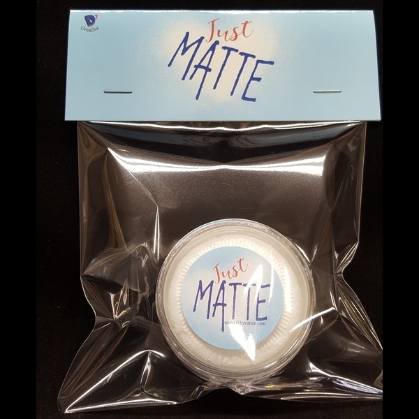 Just Matte 14.7 gram Jar with Sifter and Puff