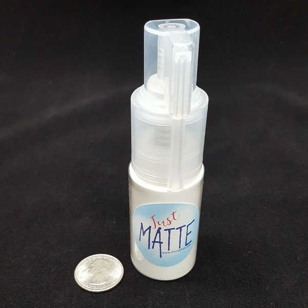 Just Matte 15.2 gram Powder Spray Bottle
